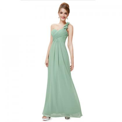 Fashion Women Flower One Shoulder C..