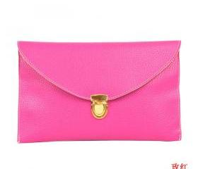 2013 fashion summer new shoulder diagonal candy-colored retro messenger bags handbag the Korean students envelope handbags