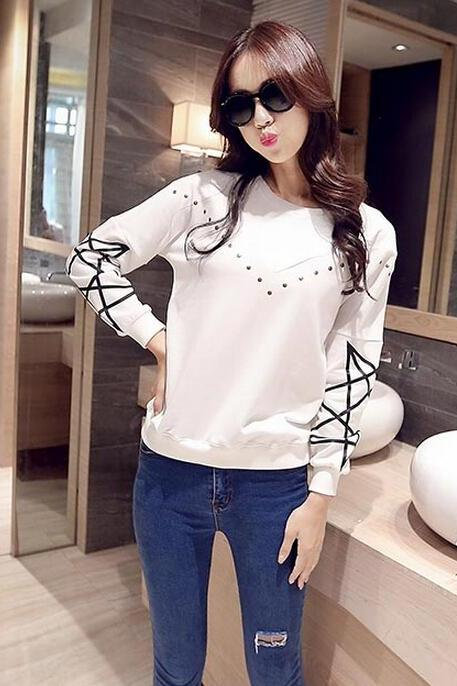 Women Fashion Casual Long Sleeve Lady Sweater