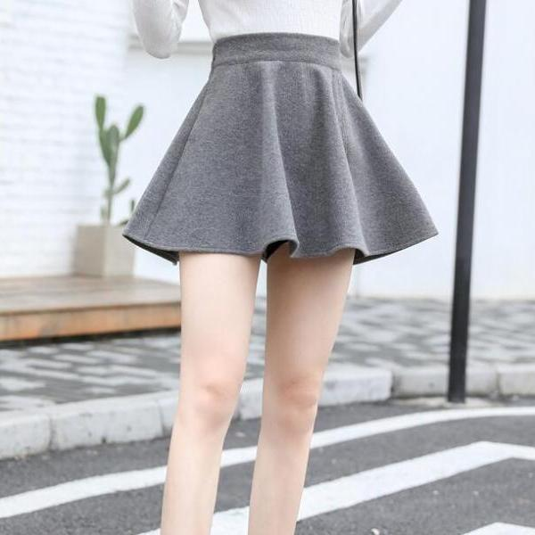 New Mini A Line Skirt