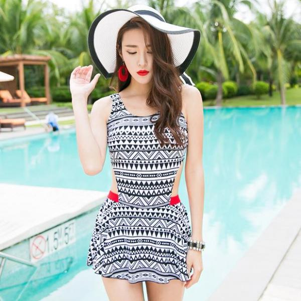 Fashion new women sexy swim swimming bathing spa springs beach suit swimsuit swimwear